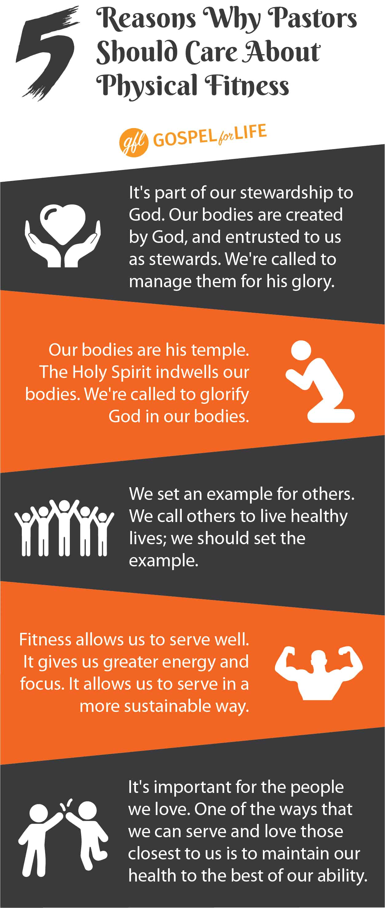 Pastors and Physical Fitness