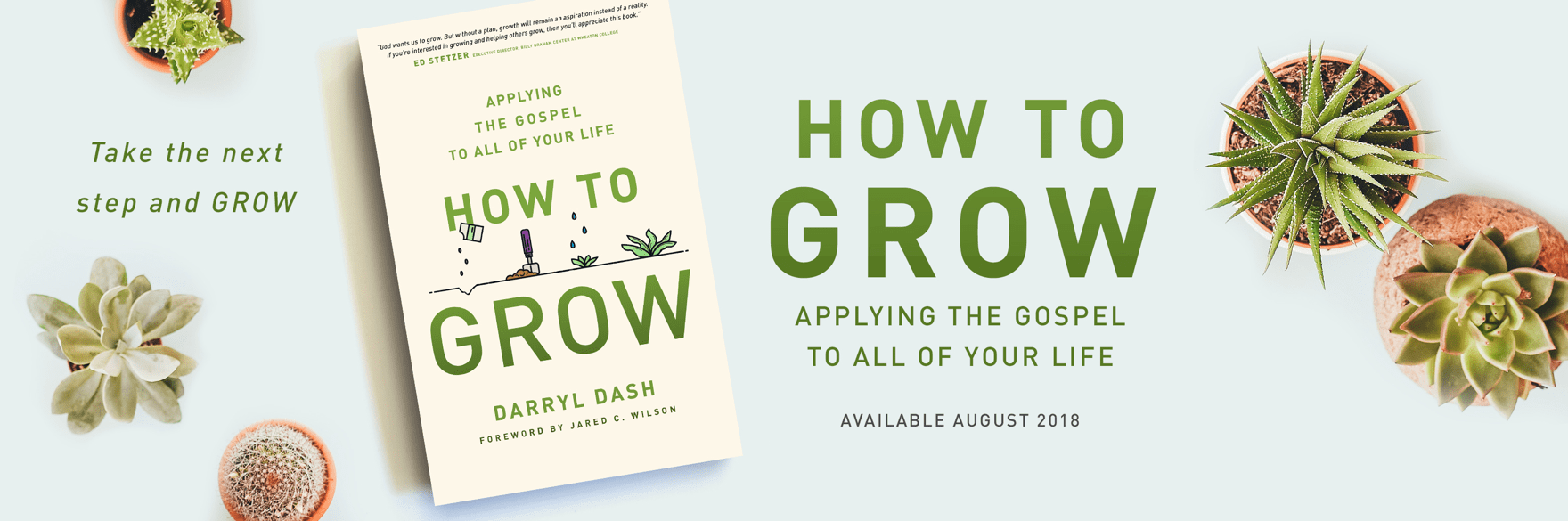 Read a Sample of How to Grow